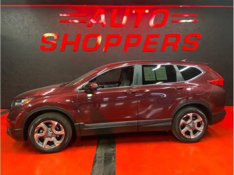 2017 Honda CR-V for sale at AUTO SHOPPERS LLC in Yakima WA