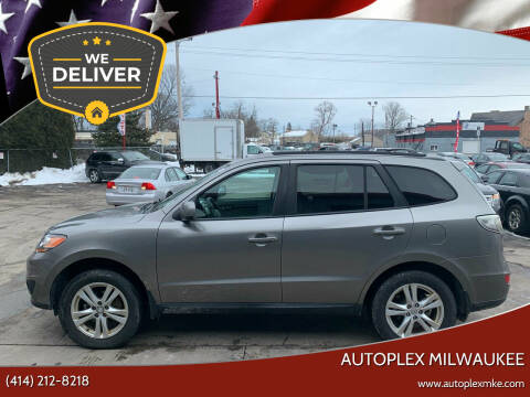 2011 Hyundai Santa Fe for sale at Autoplex 2 in Milwaukee WI