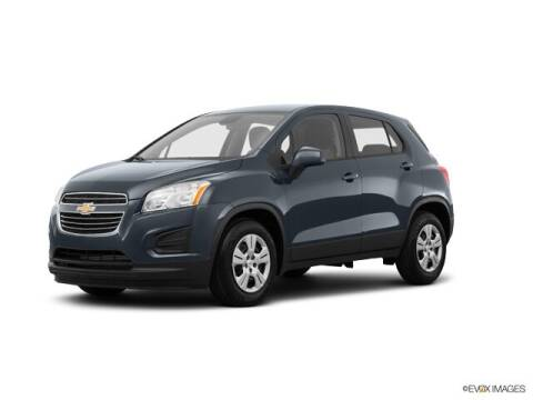 2016 Chevrolet Trax for sale at Rick Hill Auto Credit in Dyersburg TN