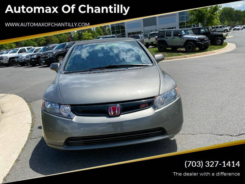 2008 Honda Civic for sale at Automax of Chantilly in Chantilly VA