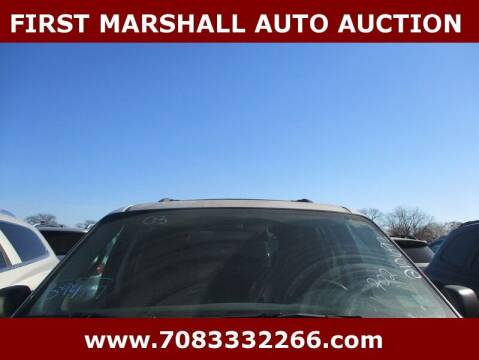 2003 Ford Explorer for sale at First Marshall Auto Auction in Harvey IL