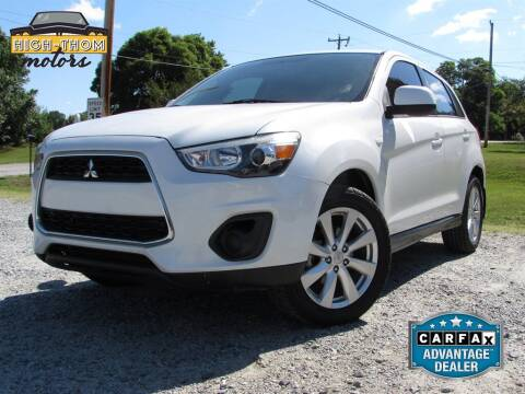 2015 Mitsubishi Outlander Sport for sale at High-Thom Motors in Thomasville NC