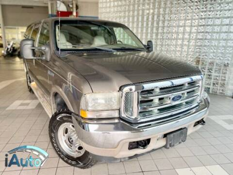 2002 Ford Excursion for sale at iAuto in Cincinnati OH