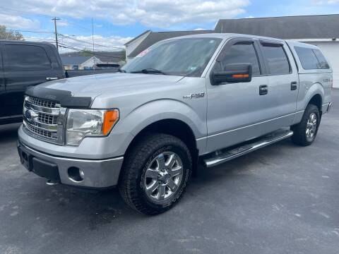 2013 Ford F-150 for sale at Chilson-Wilcox Inc Lawrenceville in Lawrenceville PA