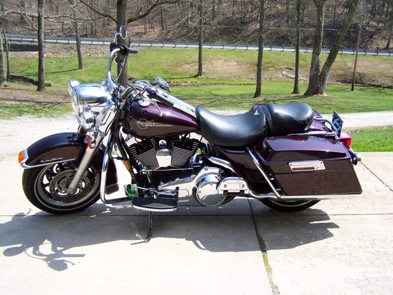 2007 Harley-Davidson Road King for sale at Keiter Kars in Trafford PA