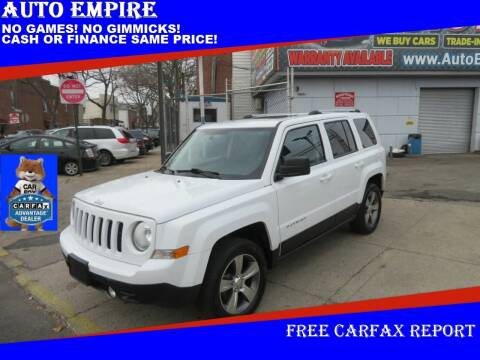 2016 Jeep Patriot for sale at Auto Empire in Brooklyn NY