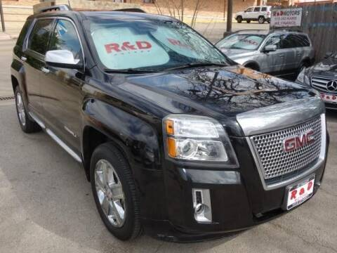 2013 GMC Terrain for sale at R & D Motors in Austin TX