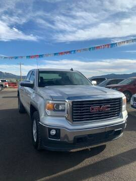 2015 GMC Sierra 1500 for sale at 4X4 Auto in Cortez CO