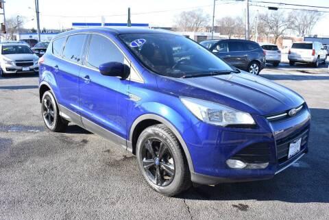2014 Ford Escape for sale at World Class Motors in Rockford IL