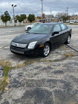 2009 Ford Fusion for sale at SVS Motors in Mount Morris MI