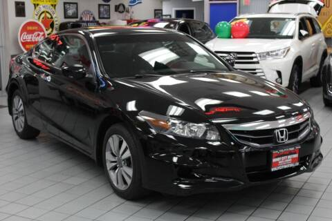2012 Honda Accord for sale at Windy City Motors in Chicago IL