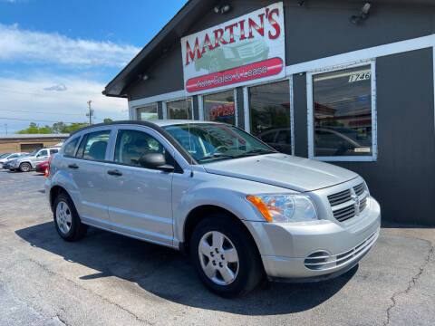 2007 Dodge Caliber for sale at Martins Auto Sales in Shelbyville KY