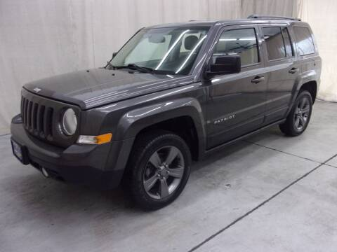 2015 Jeep Patriot for sale at Paquet Auto Sales in Madison OH