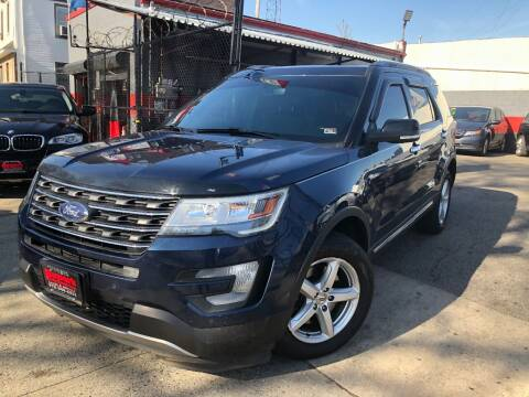 2016 Ford Explorer for sale at Newark Auto Sports Co. in Newark NJ