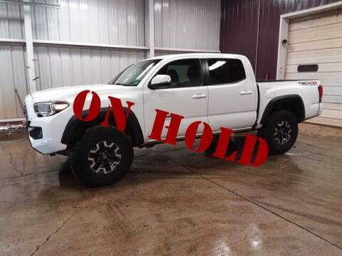 2016 Toyota Tacoma for sale at East Coast Auto Source Inc. in Bedford VA