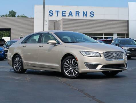 2017 Lincoln MKZ for sale at Stearns Ford in Burlington NC