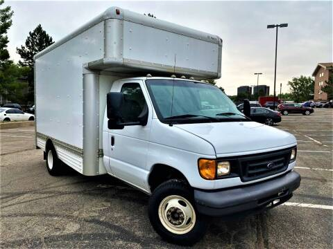 2007 Ford E-Series Chassis for sale at CarDen in Denver CO