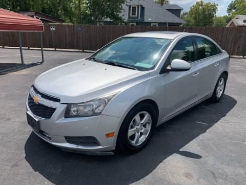 2013 Chevrolet Cruze for sale at Elliott Autos in Killeen TX