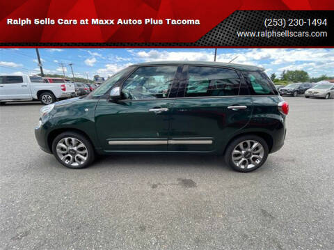 2015 FIAT 500L for sale at Ralph Sells Cars at Maxx Autos Plus Tacoma in Tacoma WA