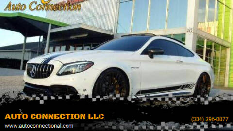 2019 Mercedes-Benz C-Class for sale at AUTO CONNECTION LLC in Montgomery AL