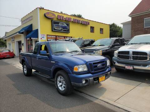 2010 Ford Ranger for sale at Bel Air Auto Sales in Milford CT