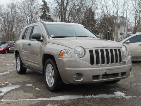 2009 Jeep Compass for sale at MT MORRIS AUTO SALES INC in Mount Morris MI