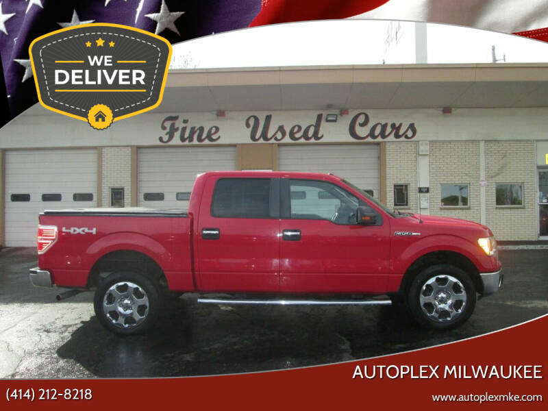 2010 Ford F-150 for sale at Autoplex Milwaukee in Milwaukee WI