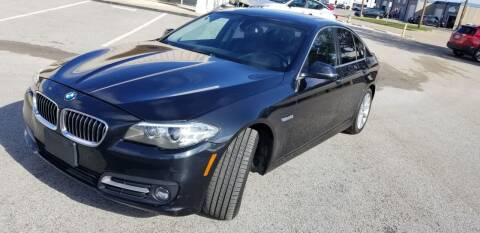 2016 BMW 5 Series for sale at Automotive Brokers Group in Plano TX