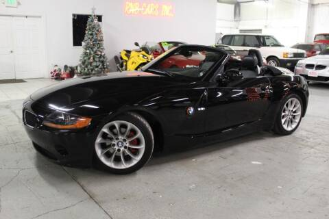 2003 BMW Z4 for sale at R n B Cars Inc. in Denver CO