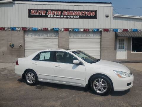 2007 Honda Accord for sale at Elite Auto Connection in Conover NC