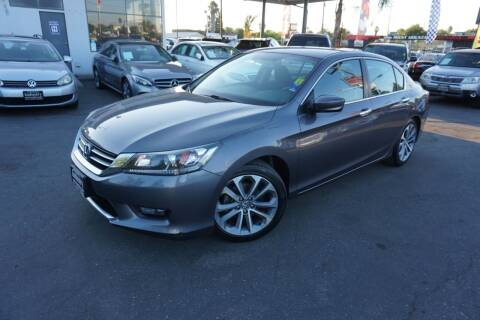 2014 Honda Accord for sale at Industry Motors in Sacramento CA