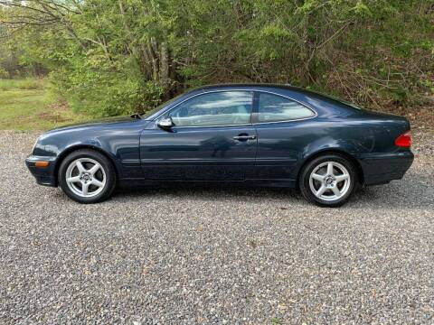 2000 Mercedes-Benz CLK for sale at Top Notch Auto & Truck Sales in Gilmanton NH