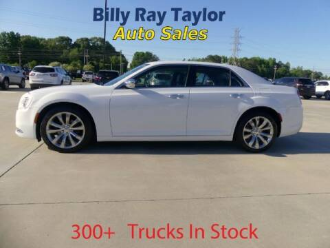 2018 Chrysler 300 for sale at Billy Ray Taylor Auto Sales in Cullman AL