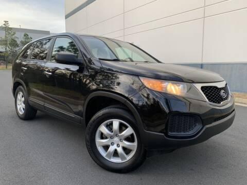 2011 Kia Sorento for sale at PM Auto Group LLC in Chantilly VA