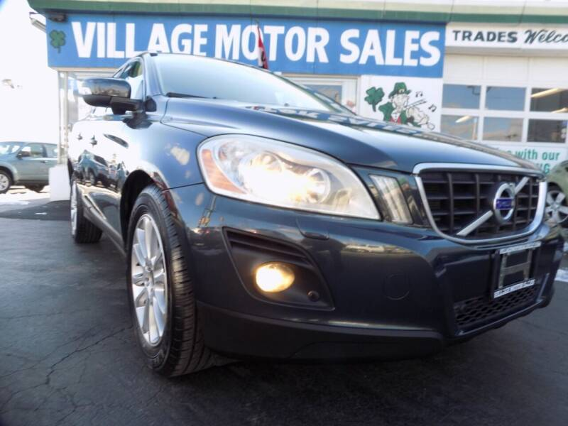2010 Volvo XC60 for sale at Village Motor Sales in Buffalo NY