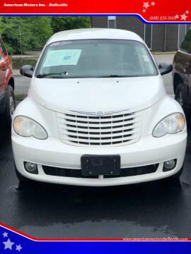 2008 Chrysler PT Cruiser for sale at American Motors Inc. - Belleville in Belleville IL