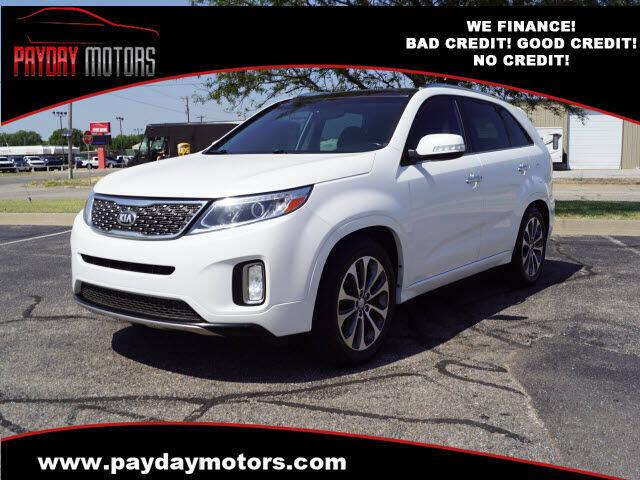 2014 Kia Sorento for sale at Payday Motors in Wichita KS
