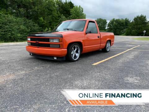 1993 Chevrolet C/K 1500 Series for sale at Seminole Auto Sales in Seminole OK