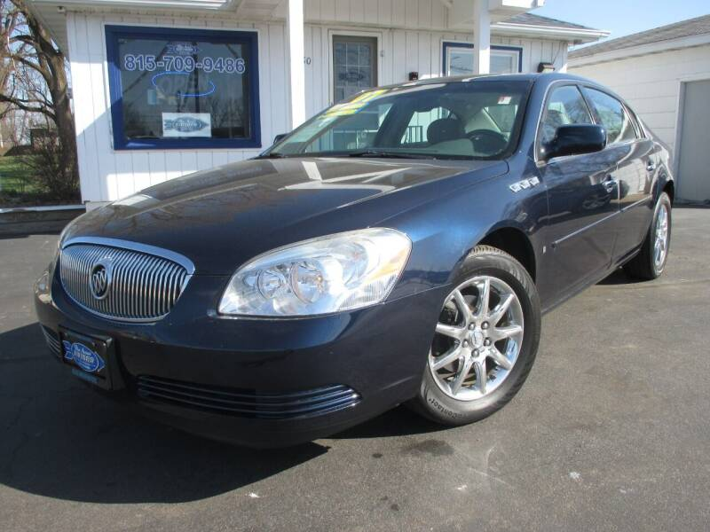 2007 Buick Lucerne for sale at Blue Arrow Motors in Coal City IL