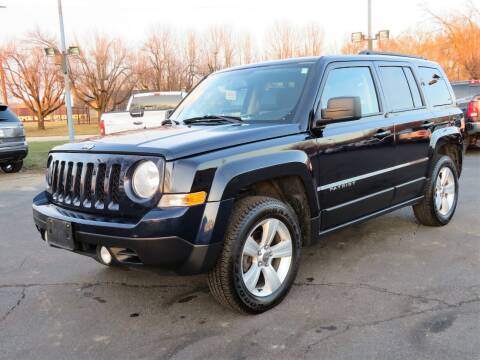 2016 Jeep Patriot for sale at Low Cost Cars North in Whitehall OH