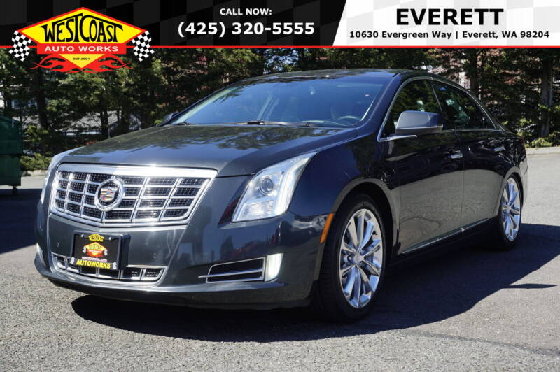 2013 Cadillac XTS for sale at West Coast Auto Works in Edmonds WA
