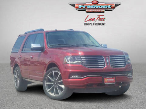 2017 Lincoln Navigator for sale at Rocky Mountain Commercial Trucks in Casper WY