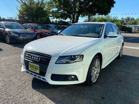 2012 Audi A4 for sale at TDI AUTO SALES in Boise ID