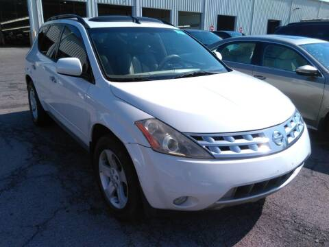 2004 Nissan Murano for sale at MOUNT EDEN MOTORS INC in Bronx NY
