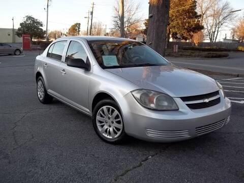 2010 Chevrolet Cobalt for sale at CORTEZ AUTO SALES INC in Marietta GA