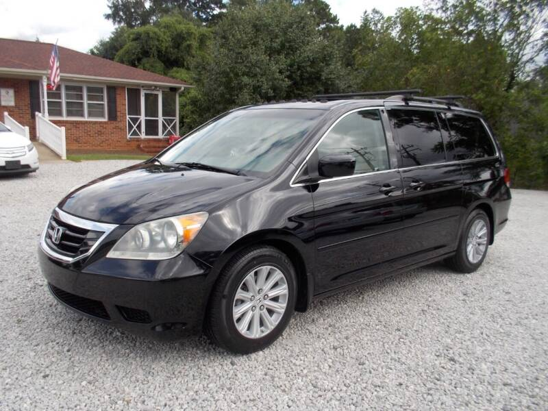 2008 Honda Odyssey for sale at Carolina Auto Connection & Motorsports in Spartanburg SC