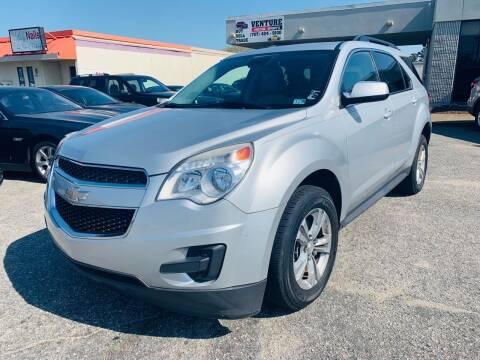 2014 Chevrolet Equinox for sale at VENTURE MOTOR SPORTS in Virginia Beach VA
