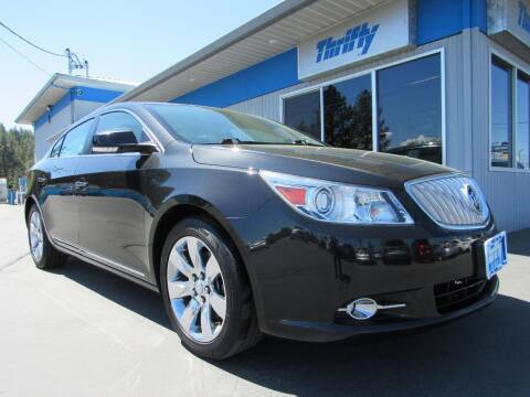 2012 Buick LaCrosse for sale at Thrifty Car Sales SPOKANE in Spokane Valley WA