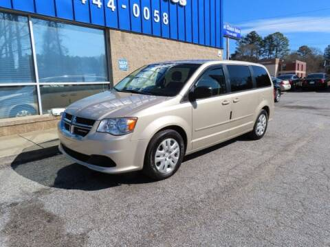 2016 Dodge Grand Caravan for sale at 1st Choice Autos in Smyrna GA