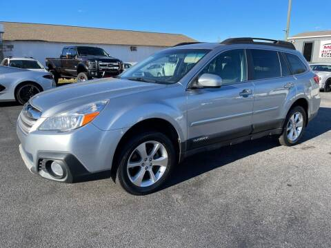 2014 Subaru Outback for sale at Modern Automotive in Boiling Springs SC